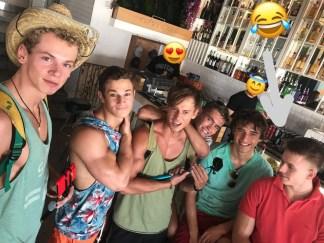 BelAmi Gay Porn Stars Back In Africa Live 41