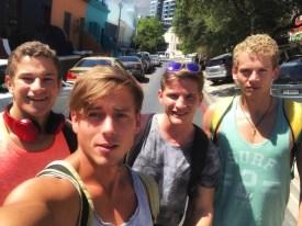 BelAmi Gay Porn Stars Back In Africa Live 54