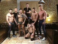 Gay Porn Stars Behind The Scenes LucasEnt Barcelona 2018 06