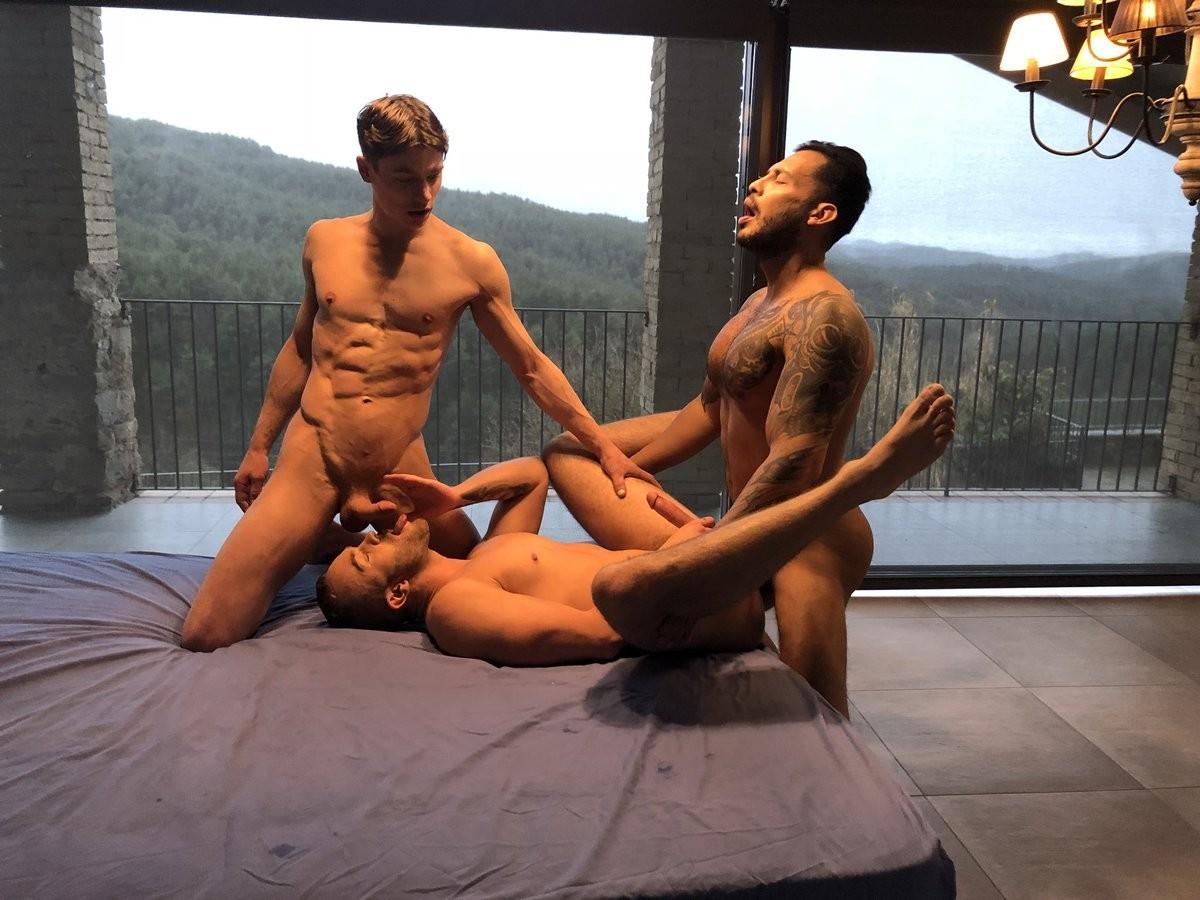 the gay Barcelona scene