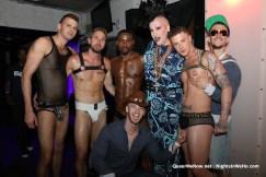 Gay Porn Stars ChiChi LaRue Party 2018 03