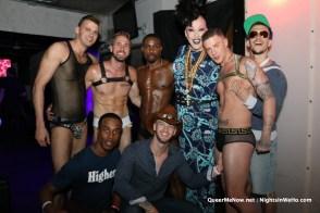 Gay Porn Stars ChiChi LaRue Party 2018 04