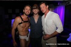 Gay Porn Stars ChiChi LaRue Party 2018 12