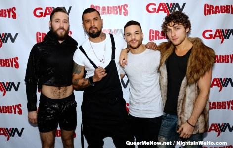 Gay Porn Stars GayVN Party Grabbys 2018 14