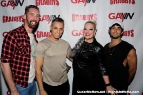 Gay Porn Stars GayVN Party Grabbys 2018 29