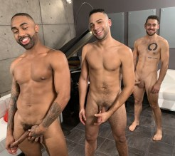 NoirMale Gay Porn Stars Behind The Scenes 22