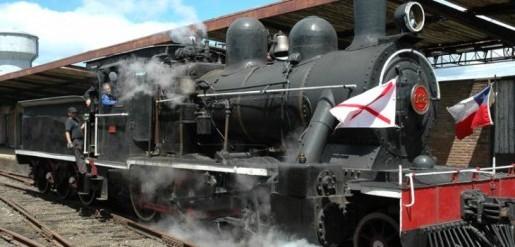 """Tren turístico """"El Valdiviano"""" retomará este domingo sus tradicionales viajes"""