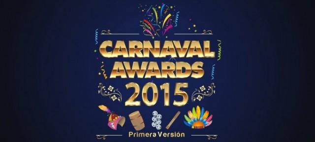 Carnaval awards 2015