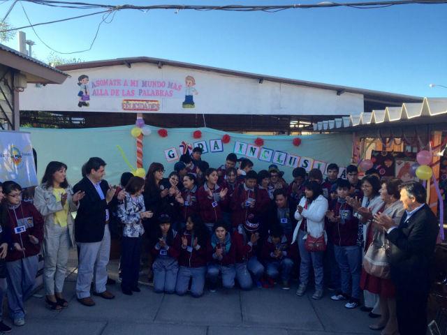 Primera escuela diferencial de Antofagasta realiza gira de estudios