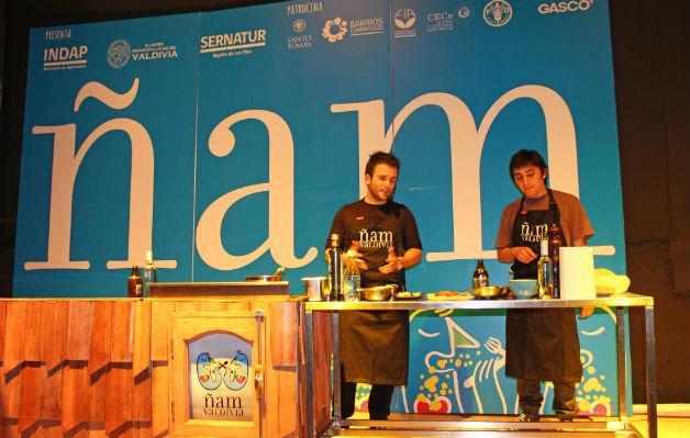 Ñam Valdivia convocó a más de cinco mil personas en torno a la gastronomía