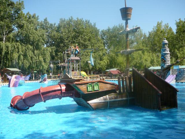 Isla de Maipo inauguró temporada de campings y piscinas