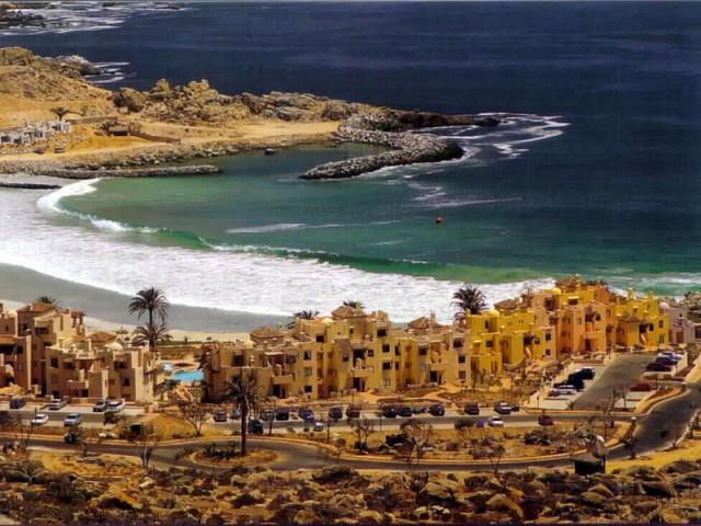 Maremoto redujo ancho de balnearios de La Serena y Coquimbo
