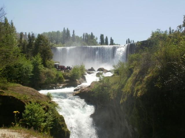 Salto del Laja: una parada imperdible en la región del Bío Bío