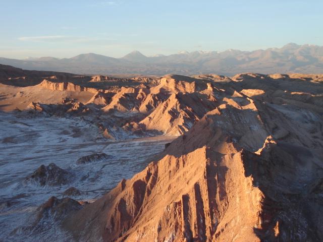 El majestuoso Valle de la Luna, una maravilla geomorfológica