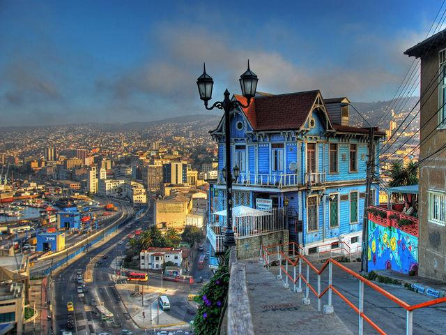 Valparaíso: 10 lugares mágicos en un lugar mágico
