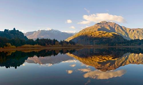 Laguna Espejo: un reflejo del poder de la naturaleza