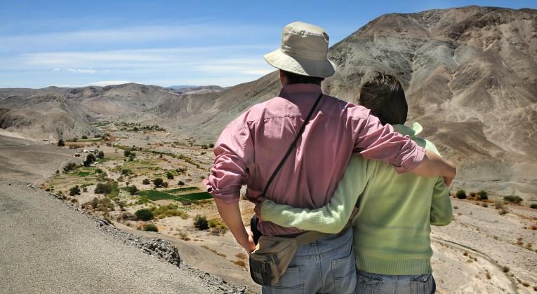 Viaja y descubre los miradores más románticos de Chile
