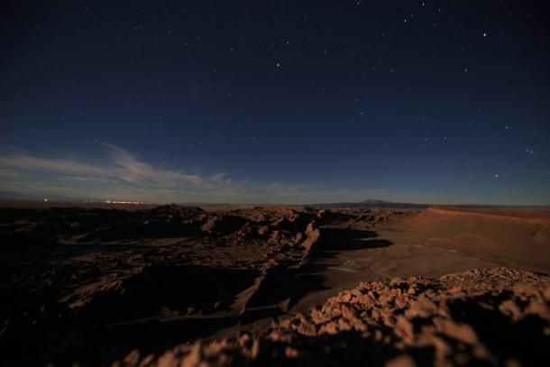 Desierto de Atacama es elegido uno de los lugares más románticos del planeta