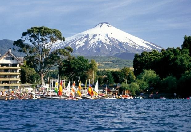 Conoce lo mejor de Villarrica, lugar de gran atractivo natural (FOTOS)