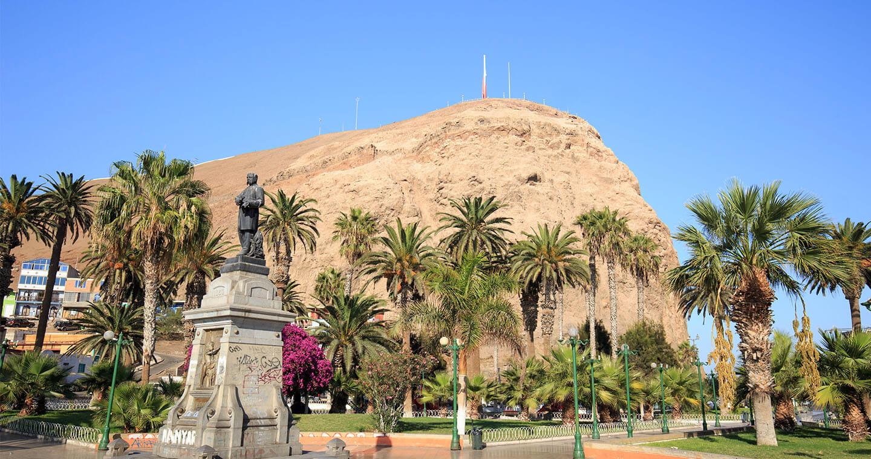 Te invitamos a conocer Arica, la ciudad de la eterna primavera (Video)