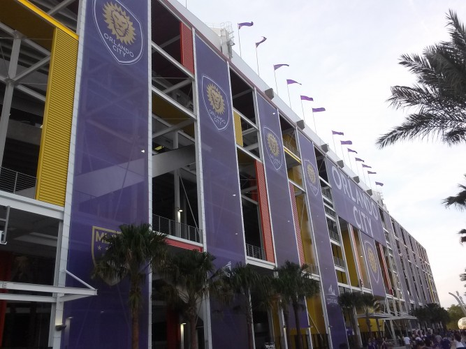 Citrus Bowl y Orlando City