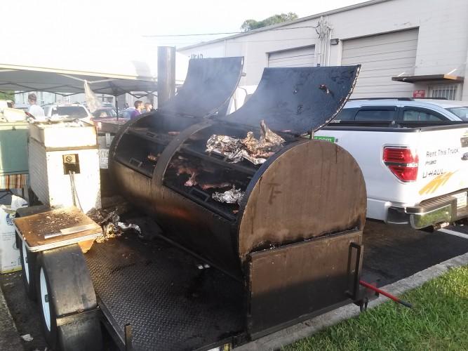 Comida Ambulante Barbecue