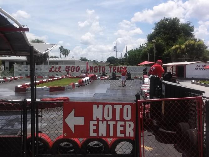 Carros de Carrera go kart