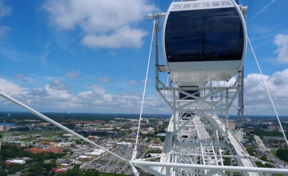 The Orlando Eye, Observatorio