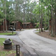 Fort Wilderness Lodge Cabins