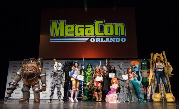 MegaCon Orlando convención para los fans de la fantasía y ciencia ficción