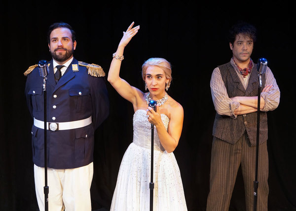 Evita el musical, en Orlando Shakespeare Theater