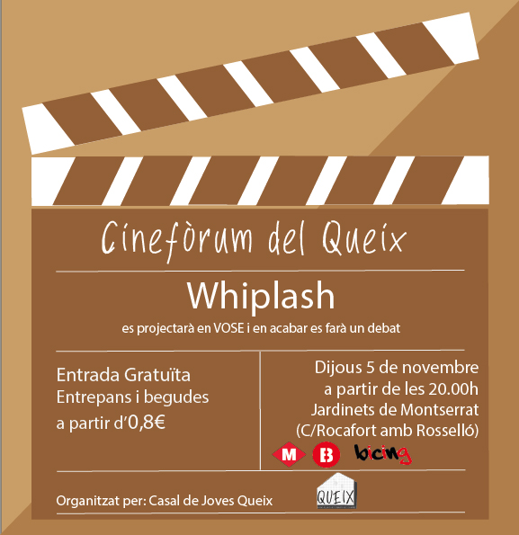 Whiplash_cartell-cineforum_face
