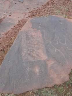 Site situé a proximité du village d'Ourzazt (2200 m)