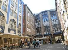 Cours de Hackeshe Höfe