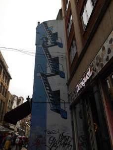 Tintin (rue de l'Etuve)