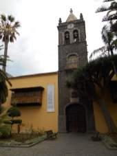 Eglise de San Agustin (La Laguna)
