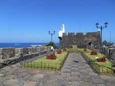 Chateau de San Miguel (Garachico