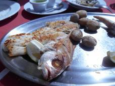 Restaurant de poissons (El Golfo)