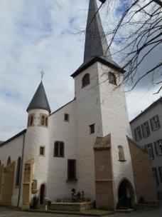 Eglise des trinitaires (Vianden)