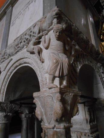 Basilique Di Sant'Ambrogio