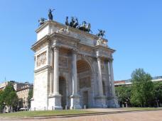 Arc de Triomphe du Simplon