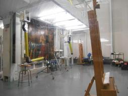 Pinacothèque de Brera - atelier de restauration