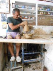 Atelier de poteries (Sifnos)