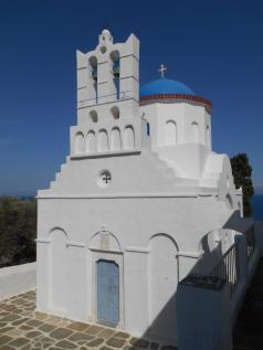 Monastère de Panagia Poulati (Sifnos)