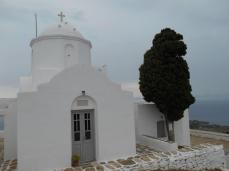 Eglise d'Aghios Andreas (Sifnos)