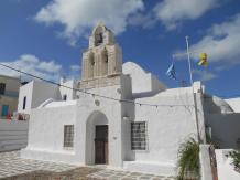 Eglise d'Agia Triada (Milos)