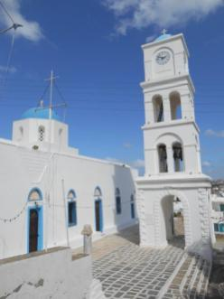 Eglise d'Agios Charalambos (Milos)