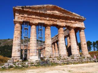 Temple d'Hera (Ségeste)