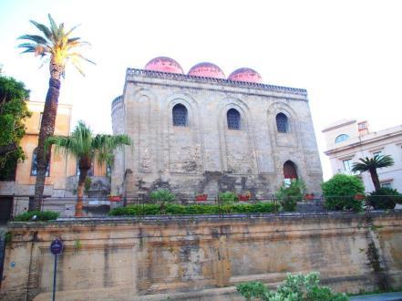 Eglise Di San Giovanni degli Eremiti (Palerme)