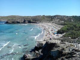 Cala En Tortuga (parc naturel de S'Albufera)